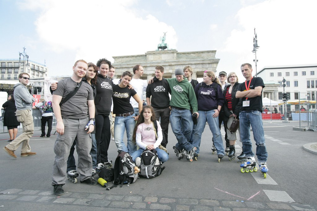 4WheelFreestyle Team in Berlin